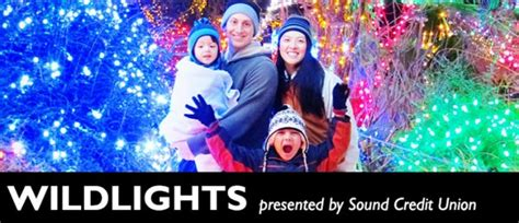 Holiday Lights Discount Tickets Seattle Area Point Defiance Zoo Lights Coupon