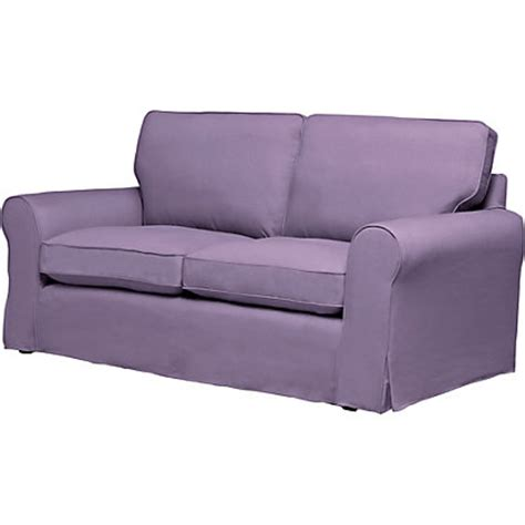 lilac sofa bessie fabric loose large sofa cover lilac