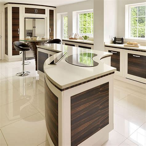 curved kitchen designs curved kitchen island ideas for modern homes homesfeed