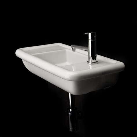 lacava bathroom sinks lacava alia wall mount lav sink modern bathroom sinks