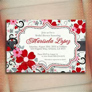 Free Brunch Invitation Template by Bridal Shower Brunch Invitation Template Wedding