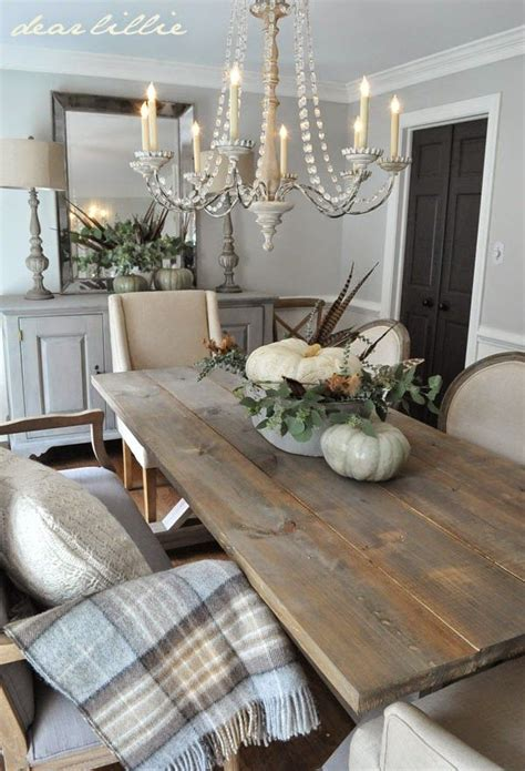 rustic dining room decor 12 rustic dining room ideas decoholic