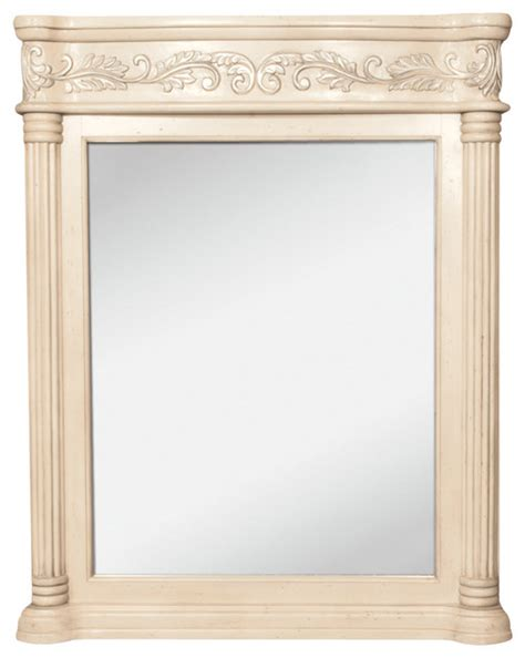 tropical bathroom mirrors antique ornate jeffrey alexander mirror 33 11 16 quot x3 1 2 quot x tropical bathroom