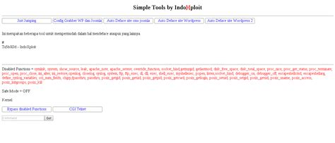 tutorial deface jumping simple tools for deface jones guide