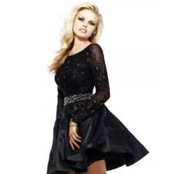 prom dresses black long sleeve prom dresses cheap