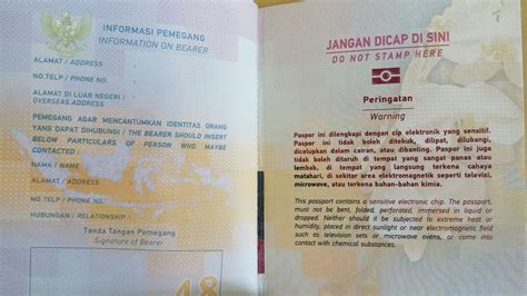 pembuatan paspor chip intip keunggulan e paspor dibandingkan paspor biasa