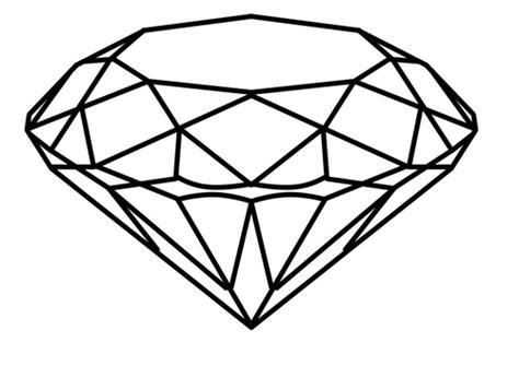 tattoo diamond outline simple diamond outline tattoo viewing gallery