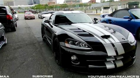 viper out blacked out turbo dodge viper srt 10