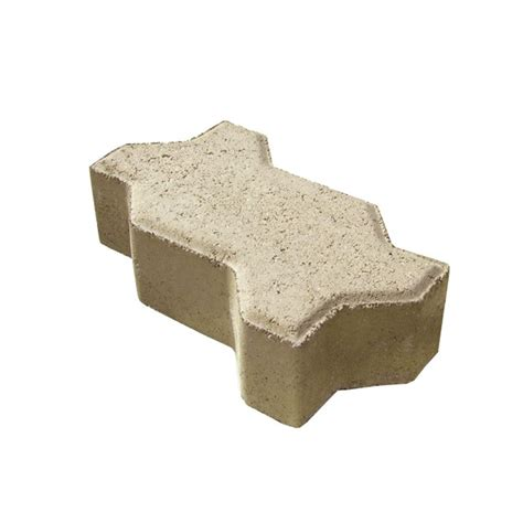 home depot decorative bricks tileco 4 5 in x 9 in 60 mm concrete wave paver pwg the