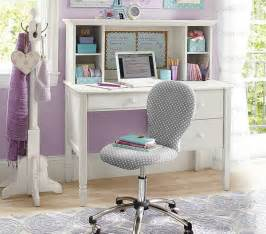 Superb Ideas For Teenage Girl Bedroom #5: Luxurious-girls-bedroom-white-study-SAWTM.jpg