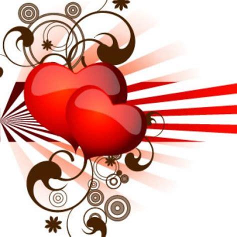 imagenes de corazones tiernas im 225 genes tiernas de corazones abstractos