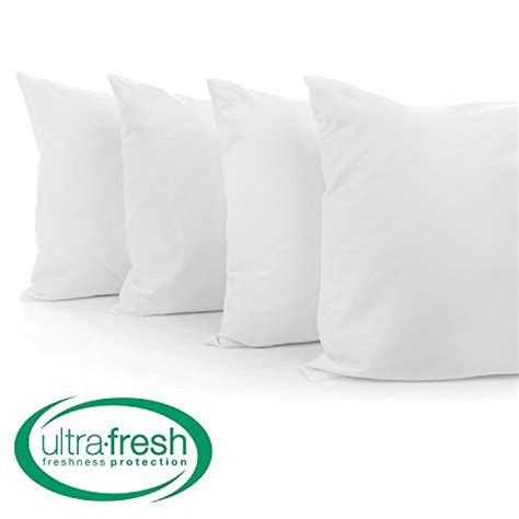 highest rated bed pillows biopedic ultra fresh anti odor standard size pillow set