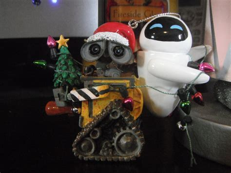 wall e and ornament walt disney world ornament wall e and by