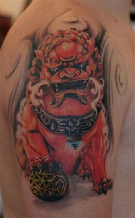 tattoo design dog foo dog tattoos designs ideas and meaning tattoos for you