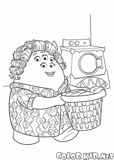 doing laundry coloring pages coloring pages