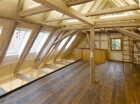 scheune treppe der scheune zum atelier bauhandwerk