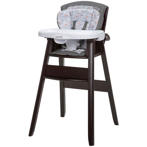 high chair recline safety 1st dine and recline high chair ebay