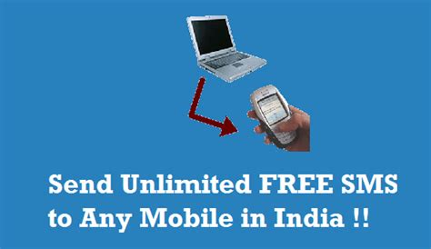 send msg to mobile free send unlimited free sms to any mobile in india