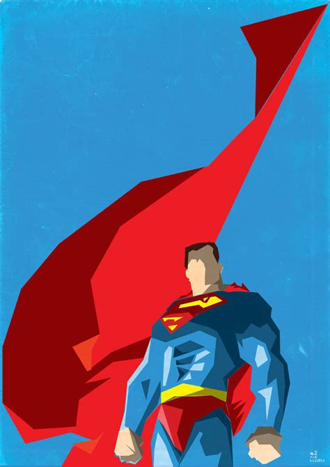 superminimalist com 2 superman by colouronly85 on deviantart
