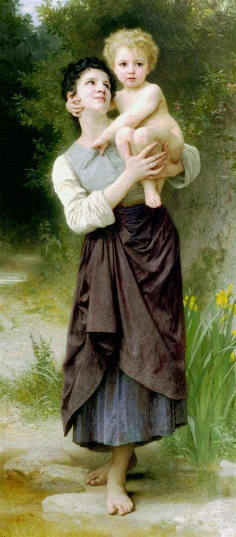 by william bouguereau two sisters file william adolphe bouguereau 1825 1905 brother and