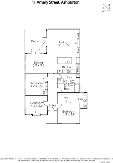 the amery floor plan 11 amery street ashburton marshall white