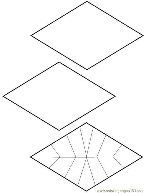 diamond printable coloring pages