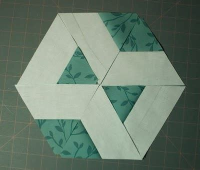 pattern for equilateral triangle interesting use of pieced triangles or equilateral