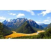 Milford Track – New Zealand Desktop Wallpaper Hd