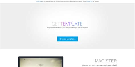 clock template html5 7 resources for free html5 templates