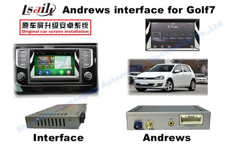 Golf 7 Android Auto by Vw Golf7 Mib2 Vehicle Android Auto Interface With Full