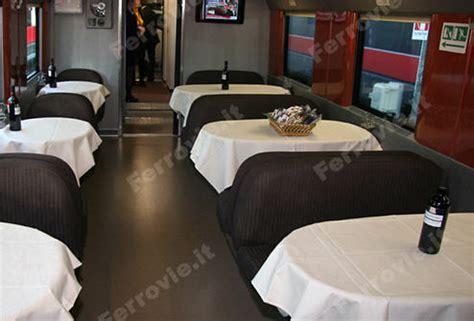 carrozza ristorante freccia rossa viaggio in treno con le tariffe di frecciarossa di