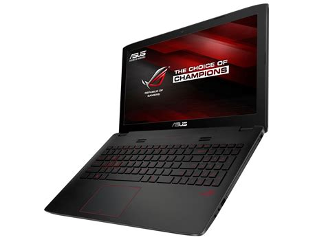 Laptop Asus Gaming 15 6 Rog Gl552jx Pret buy asus rog gl552jx 15 6 quot i7 gaming laptop deal with 16gb ram at evetech co za