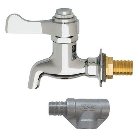 lf pcp  closing plain  bib faucet lead  pedestal park outdoor