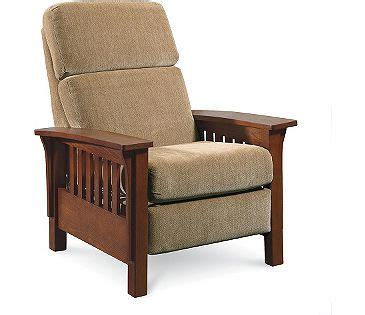 mission style recliner fabric lane mission hi leg recliner you choose the fabric the