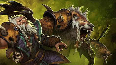 Kaos Dota 2 Lone Druid dota2 lone druid hd desktop wallpapers