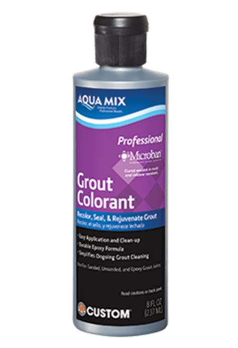 aqua mix grout colorant aqua mix 174 grout colorant custom building products