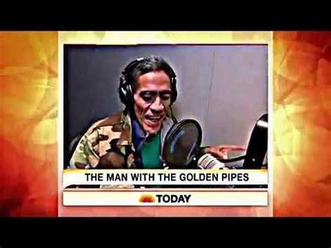 s day radio voice ted williams kicks nbc s today show homeless