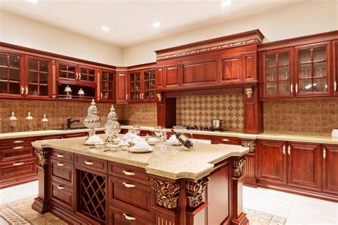 luxury kitchen cabinets gallery decosee com 40 exquisite and luxury kitchen designs image gallery