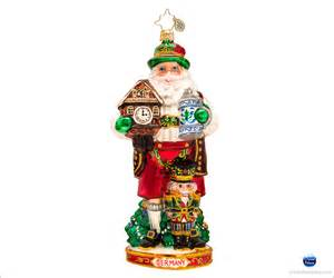 christopher radko bavaria s best christmas ornament