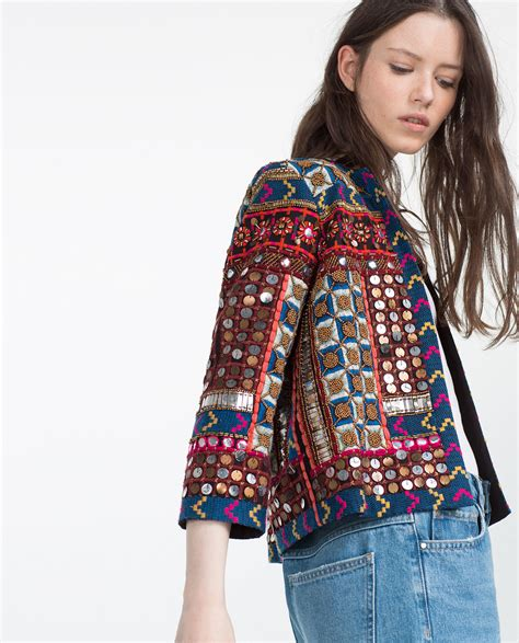 Embroidered Jacket embroidered jacket photo album best fashion trends and