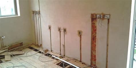 how to wire a house uk re wire upgrading extensions andrew cheshire electrical services