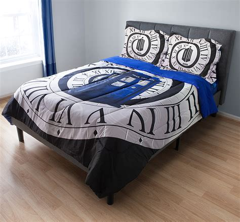 doctor who bedding exclusive doctor who comforter thinkgeek