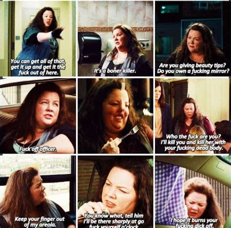 The Heat Movie Memes - the heat melissa mccarthy quotes quotesgram