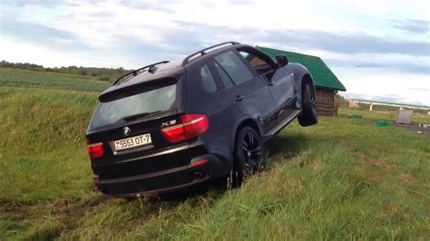 bmw rally off road bmw x5 diagonal test drive 4x4 off road youtube