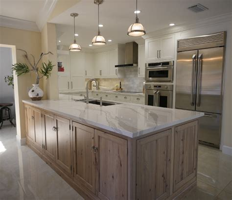 island peninsula kitchen white kitchen with driftwood peninsula home bunch