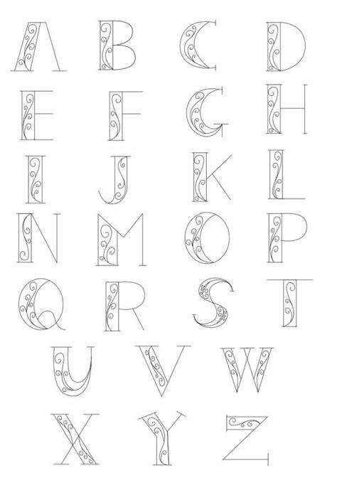 block letter font the 25 best fancy writing ideas on letters 1092
