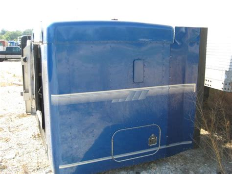 purchase kenworth sleeper 60 inch flat top no reserve