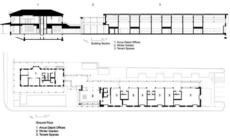 loading dock floor plan 301 moved permanently