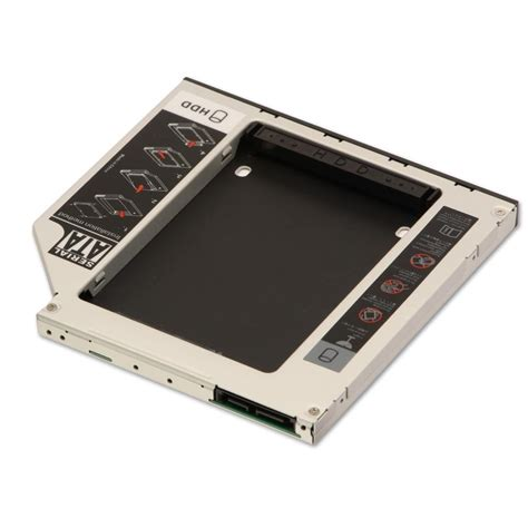 Promo Hdd Caddy 9 5mm ultra slim caddy for 2 5 quot sata hdd 9 5mm height from lindy uk
