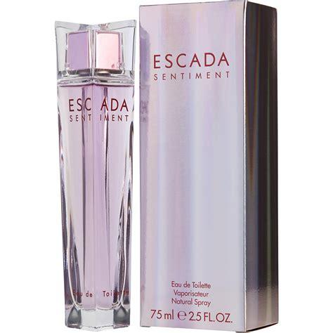 Parfum Escada escada sentiment for fragrancenet 174
